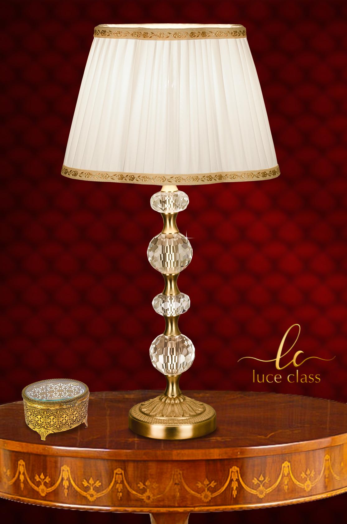 Acquisto online di lampade da comodino e da tavolo classiche